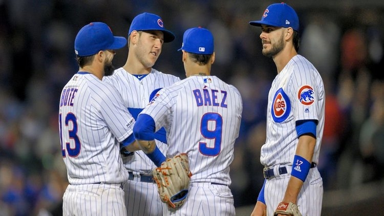 Cubs play in little more than a week (Charles LeClaire - USA Today Sports)