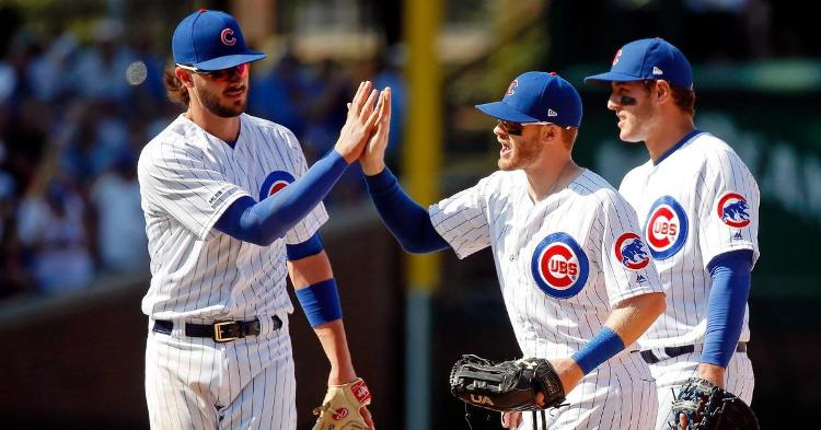 Cubs closing Nike Performance for a full cleaning (Jon Durr - USA Today Sports)