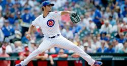 Yu Darvish is the ace that Cubs need in 2020