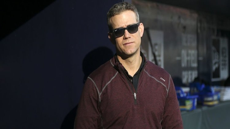 President of Baseball Operations Theo Epstein could be considering an early departure from the Chicago Cubs. (Credit: Brett Davis-USA TODAY Sports)