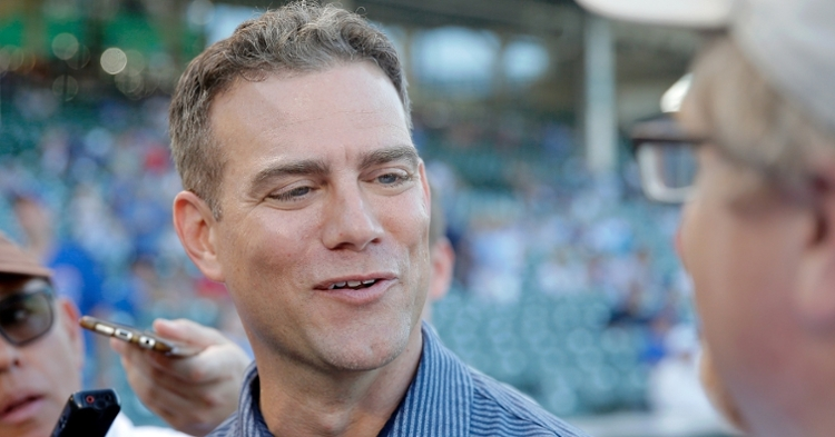 The Cubs will now turn their attention to the Cleveland Indians (Jon Durr - USA Today Sports)