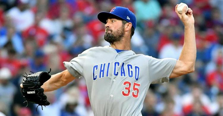 The Braves are getting a solid pitcher in Hamels (Eric Hartline - USA Today Sports)