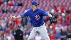 Cubs announce several roster moves