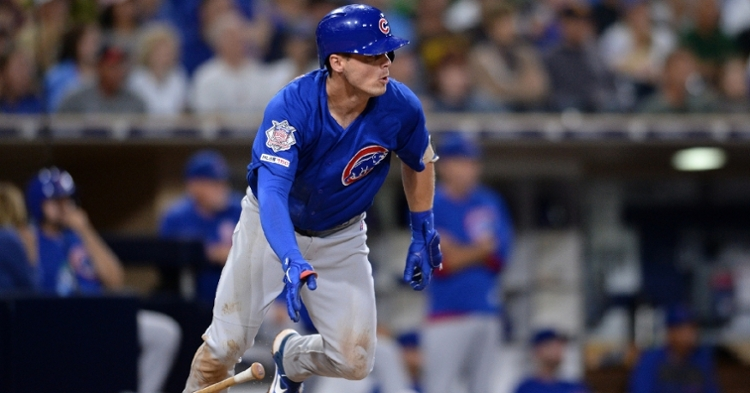 Hoerner could be a big part of the Cubs' future (Orlando Ramirez - USA Today Sports)