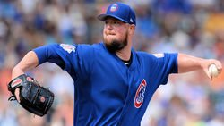 Cubs fall to 8-6 on a bad day for Jon Lester