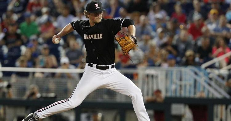 Michael McAvene could be a future closer (Bruce Thorson - USA Today Sports)