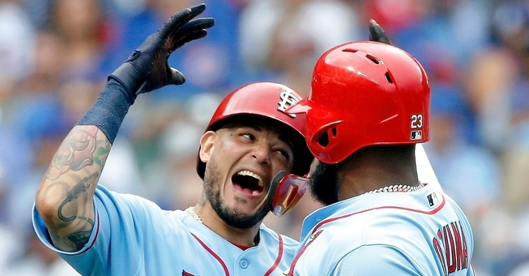 Molina has tested positive for COVID-19 (Jon Durr - USA Today Sports)