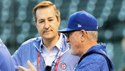 Commentary: Cubs have nobody to blame but themselves