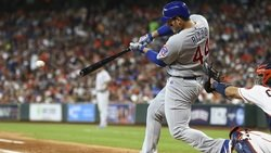 Cubs' late surge comes up short in close loss to Astros
