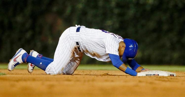 The Chicago Cubs cannot seem to catch a break when taking on the Cincinnati Reds. (Credit: Jon Durr-USA TODAY Sports)