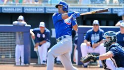 Down on Cubs Farm: Russell's multi-hit day, Machado homers, Patterson unstoppable, more