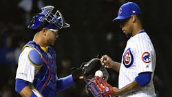 Cubs speared by Marlins, Bryzzo homers, Edwards recalled, more