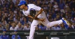 Cubs trade Duane Underwood for first baseman