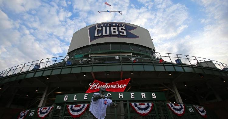 Cubs fans hope baseball will be back in 2020 (Jerry Lai - USA Today Sports)