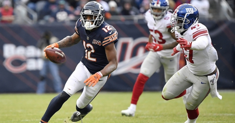 Chicago Bears wide receiver Allen Robinson is embroiled in contract drama. (Credit: Quinn Harris-USA TODAY Sports)