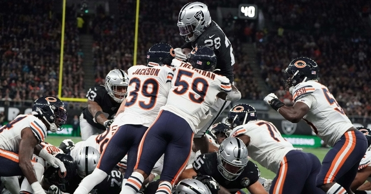 The Bears don't have a large margin of error weekly (Kirby Lee - USA Today Sports)