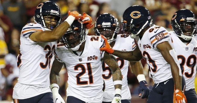 Dix had a solid year with the Bears (Geoff Burke - USA Today Sports)