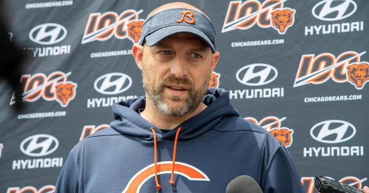 Nagy is giving up play calling duties on Monday night (Patrick Gorski - USA Today Sports)