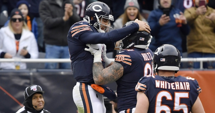 Mitch Trubisky needs to make plays consistently (Quinn Harris - USAT)