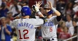 Cubs make decision on Kris Bryant, Kyle Schwarber, Albert Almora, more