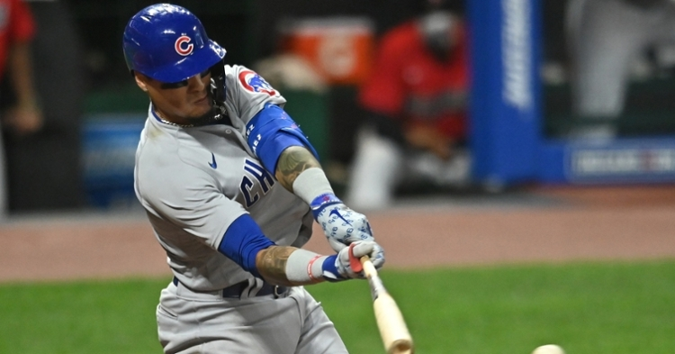 Baez and the Cubs are playing well in 2020 (Ken Blaze - USA Today Sports)