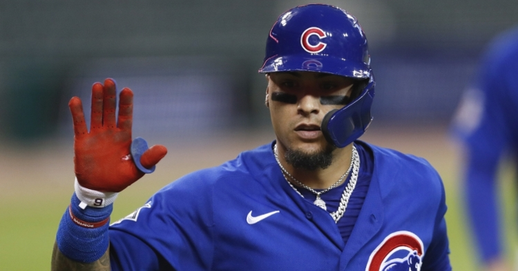 Baez is not in the starting lineup on Friday (Raj Mehta - USA Today Sports)