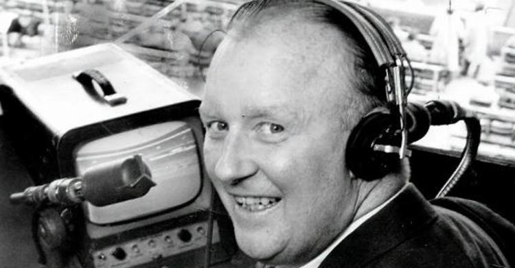 Jack Brickhouse was a beloved Cubs broadcaster