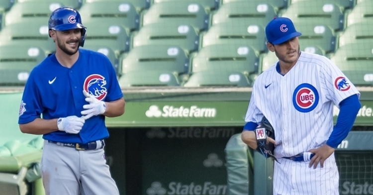 Bryant and Rizzo are fan favorites in the Cubs lineup (Patrick Gorski - USA Today Sports)