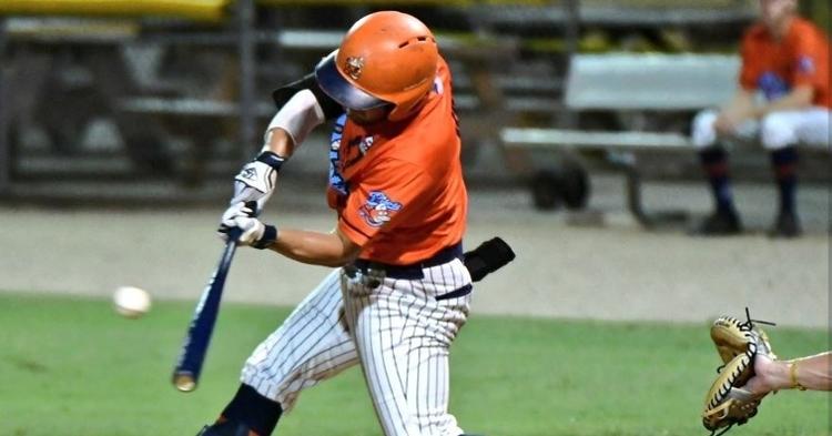 Matt Burch is a solid hitting prospect (Photo credit: Aaron Fitt)
