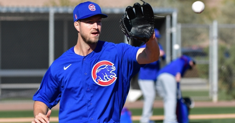 Rea gives the Cubs some solid pitching depth (Matt Kartozian - USA Today Sports)
