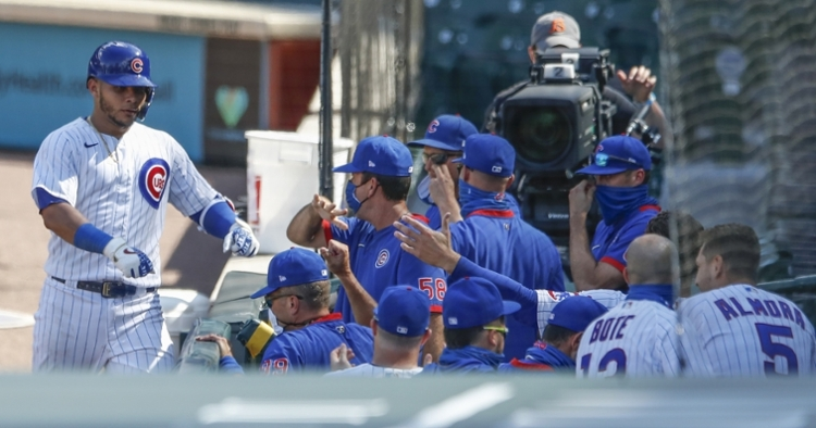 Cubs hope to finish strong in 2020 (Kamil Krzaczynski - USA Today Sports)