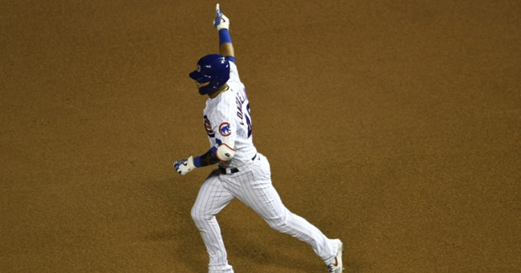 Contreras homered in the win on Tuesday (David Banks - USA Today Sports)