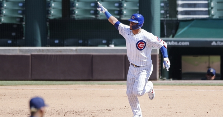Contreras improved drastically on his framing (Kamil Krzaczynski - USA Today Sports)