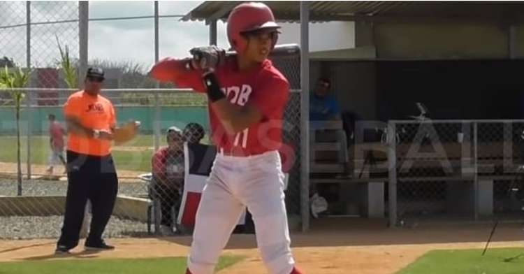 Hernandez is ranked the No. 5 overall international prospect