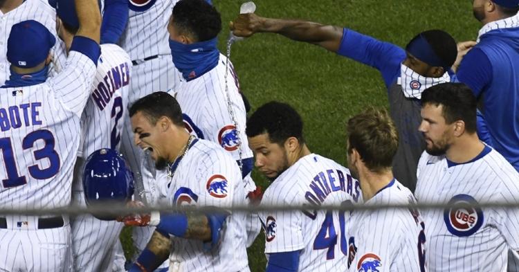 Cubs swept the Indians (Matt Marton - USA Today Sports)