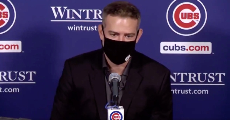 Epstein hopes to have a productive offseason