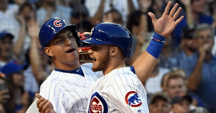 Happ and Almora are primed for rebound years in 2020 (Matt Marton - USA Today Sports)