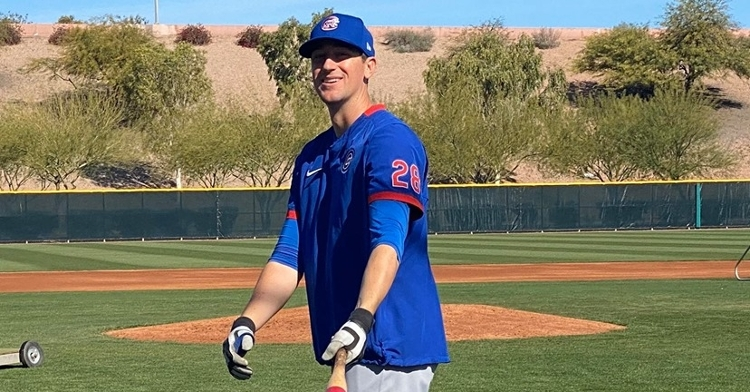 Kyle Hendricks will get the Opening Day start vs. the Brewers