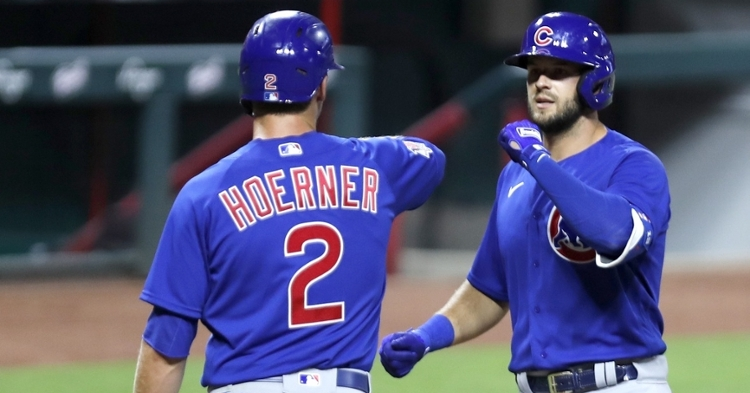 Hoerner and Bote hope to continue their solid play (David Kohl - USA Today Sports)