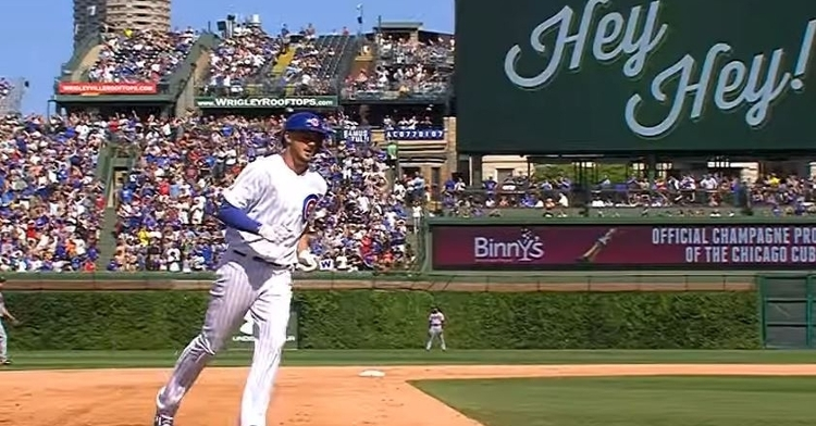 Cubs release 53-minute video of Rizzo, Bryant, Baez, Schwarbs hitting homers as rookies