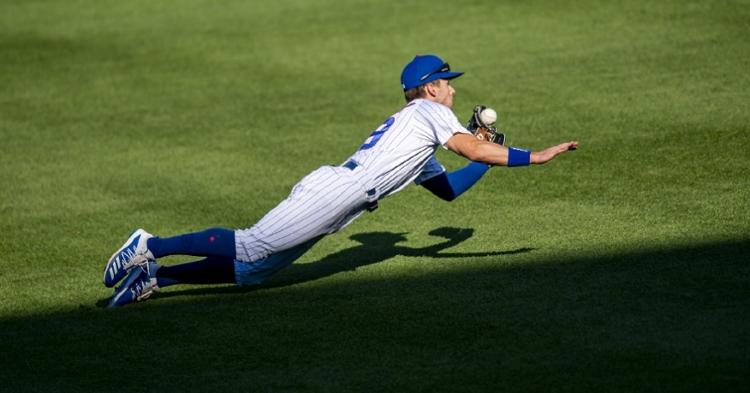 Miller had three hits yesterday (Patrick Gorski - USA Today Sports)