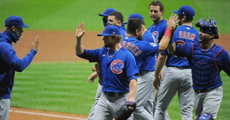 The Cubs won again last night (Michael Mcloone - USA Today Sports)