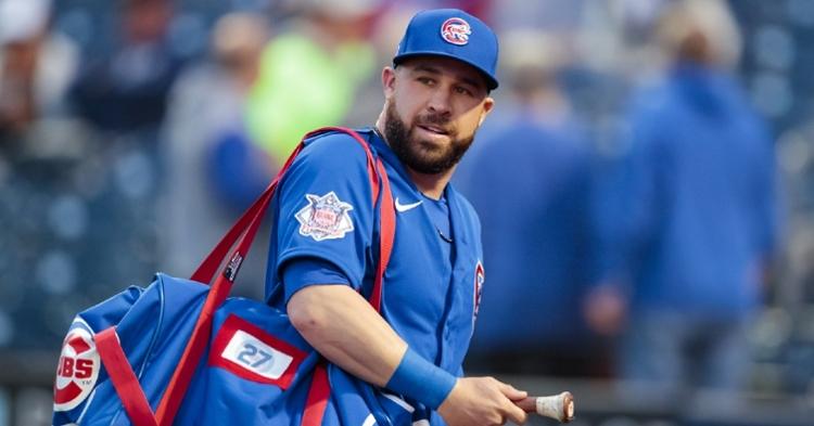 Kipnis is a veteran presence for Cubs (Mark Rebilas - USA Today Sports)