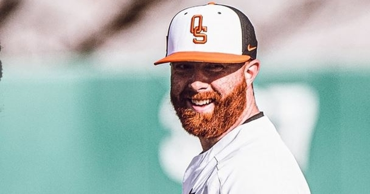 Righty Ben Leeper is an intriguing prospect (Photo credit: OSU)