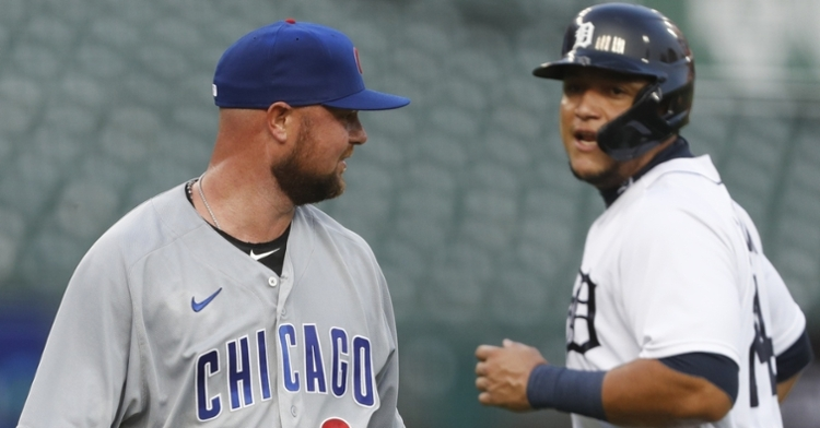 Tigers took two of three from the Cubs (Raj Mehta - USA Today Sports)