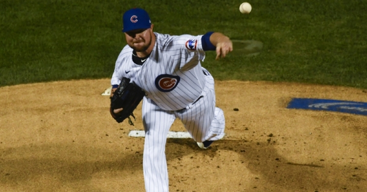 Lester is one of the top lefties during his time (Matt Marton - USA Today Sports)