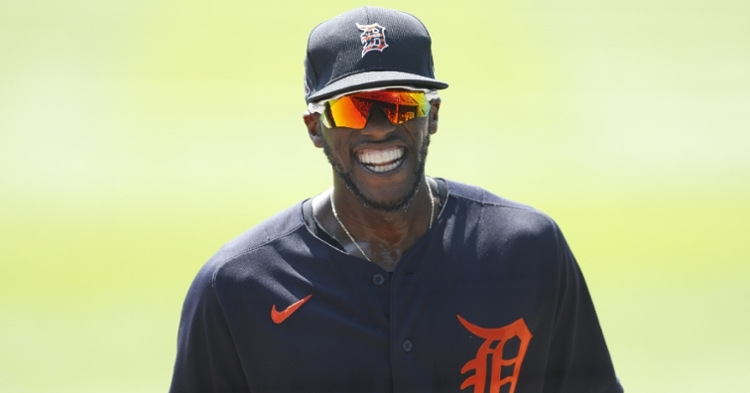 Maybin will bring solid leadership to the Cubs (Rah Mehta - USA Today Sports)