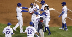 Bases-loaded hit by pitch gifts Cubs walkoff win over Indians