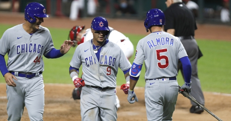 Cubs still in first place in NL Central (David Kohl - USA Today Sports)
