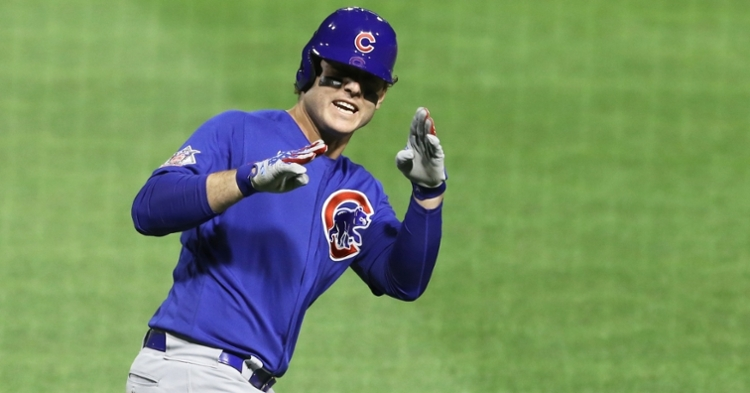 Cubs have an interesting offseason coming up (Charles LeClaire - USA Today Sports)
